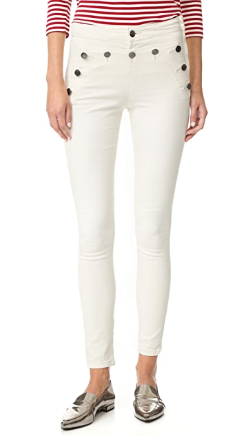 Scotch & Soda/Maison Scotch Sailor Skinny Jeans