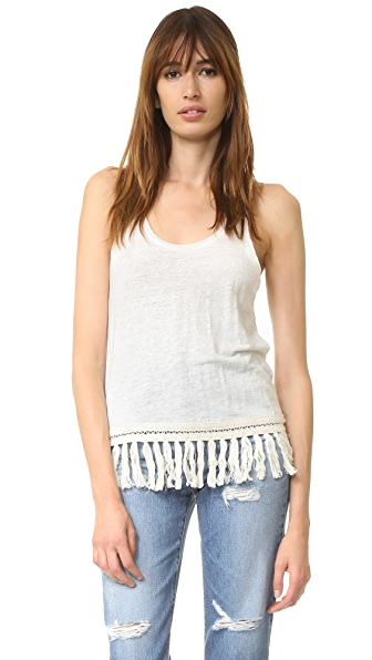 Scotch & Soda/Maison Scotch Fringed Tank