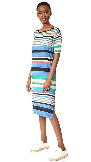 Scotch & Soda/Maison Scotch Midi Knit Dress