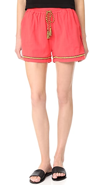 Scotch & Soda/Maison Scotch Beach Short - Spanish Red