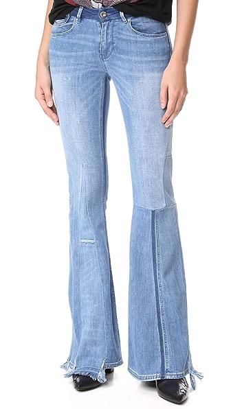 Seasonal Flare Jeans