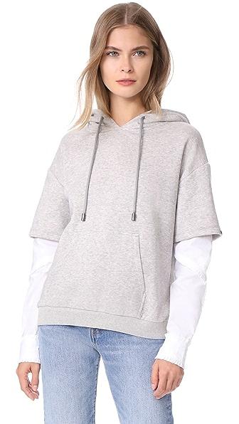 Scotch & Soda/Maison Scotch Hooded Sweatshirt