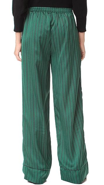Scotch & Soda/Maison Scotch Wide Leg Pajama Pants