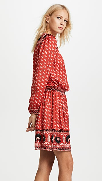 Scotch & Soda/Maison Scotch Printed Dress
