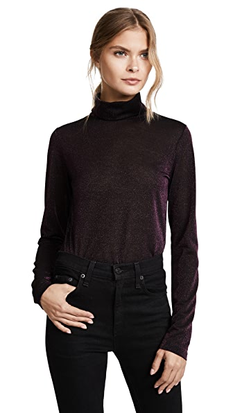 Scotch & Soda/Maison Scotch Turtleneck Pullover In Combo A