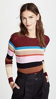 Scotch & Soda/Maison Scotch Striped Sweater
