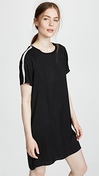 SCOTCH & SODA/MAISON SCOTCH BASEBALL DRESS