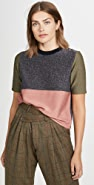Scotch & Soda/Maison Scotch Colorblock Tee