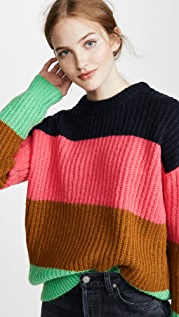 Scotch & Soda/Maison Scotch Colorblock Sweater