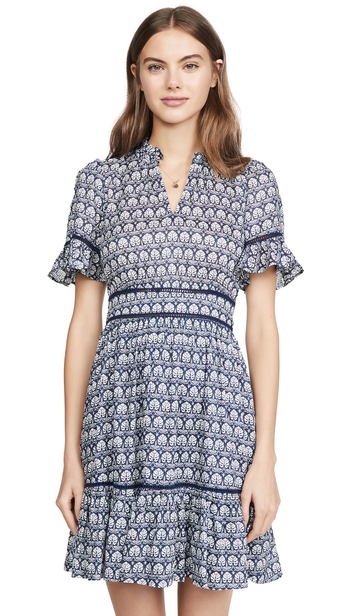 Buy Scotch & Soda/Maison Scotch online - photo of Scotch & Soda/Maison Scotch Printed Dress
