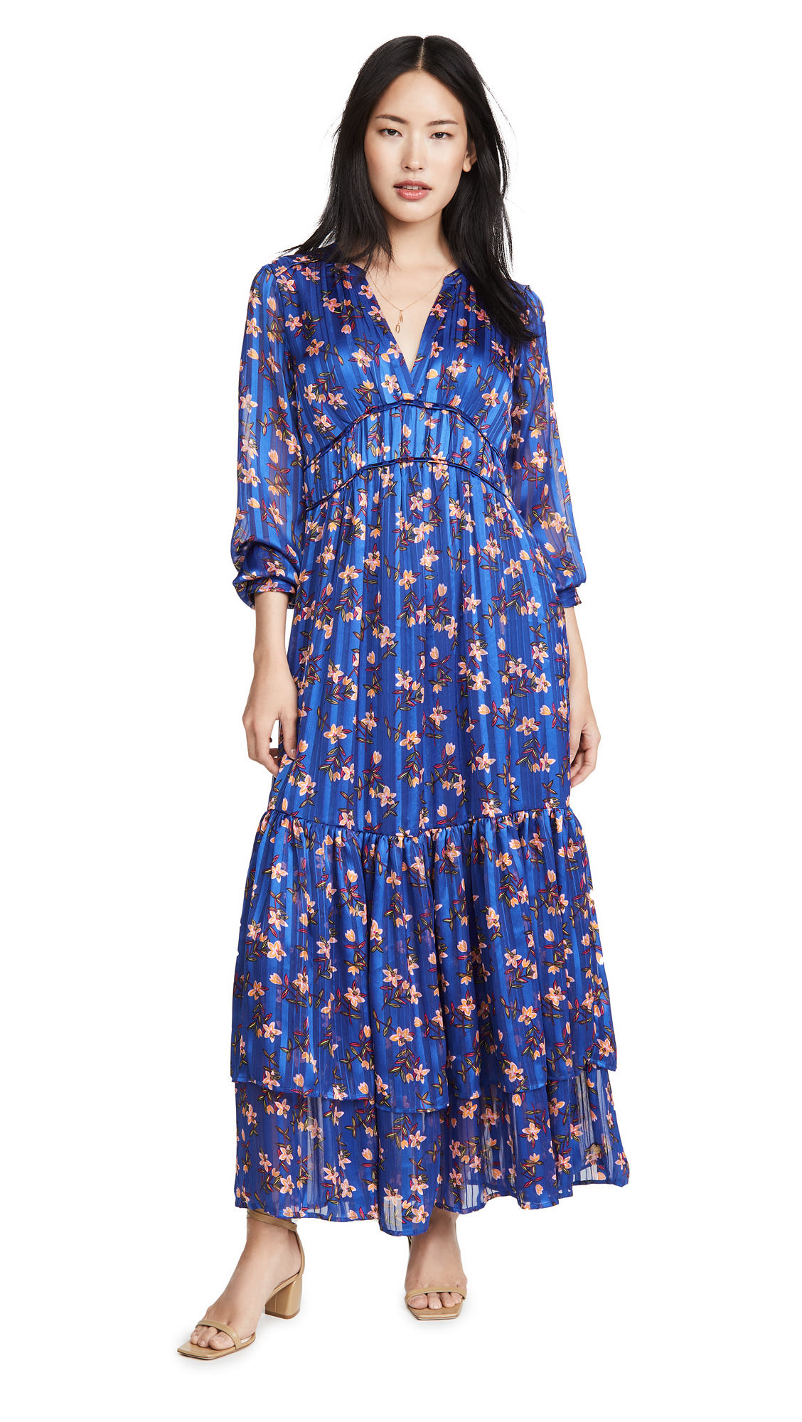 Photo of Scotch & Soda/Maison Scotch Midi Dress - shop Scotch & Soda/Maison Scotch Clothing, Dresses online