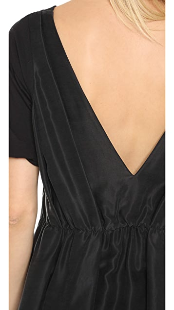MM6 Low Back Tunic