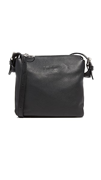 MM6 Cross Body Bag - Black