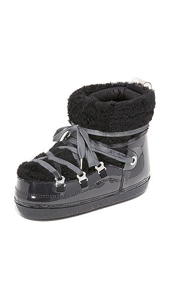MM6 Eskimo Sneaker Booties