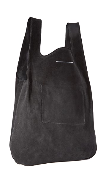 MM6 Shopper Tote
