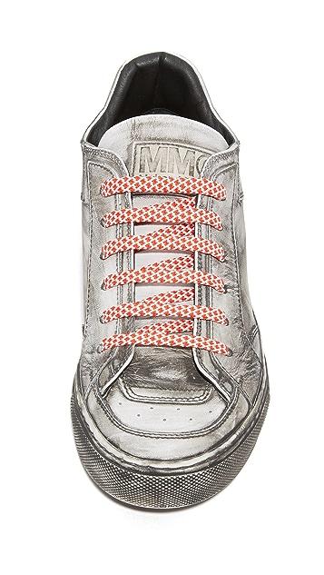 MM6 Mid Top Sneakers