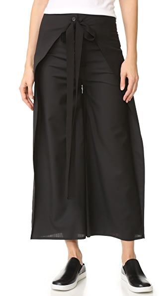 MM6 Tied Culottes