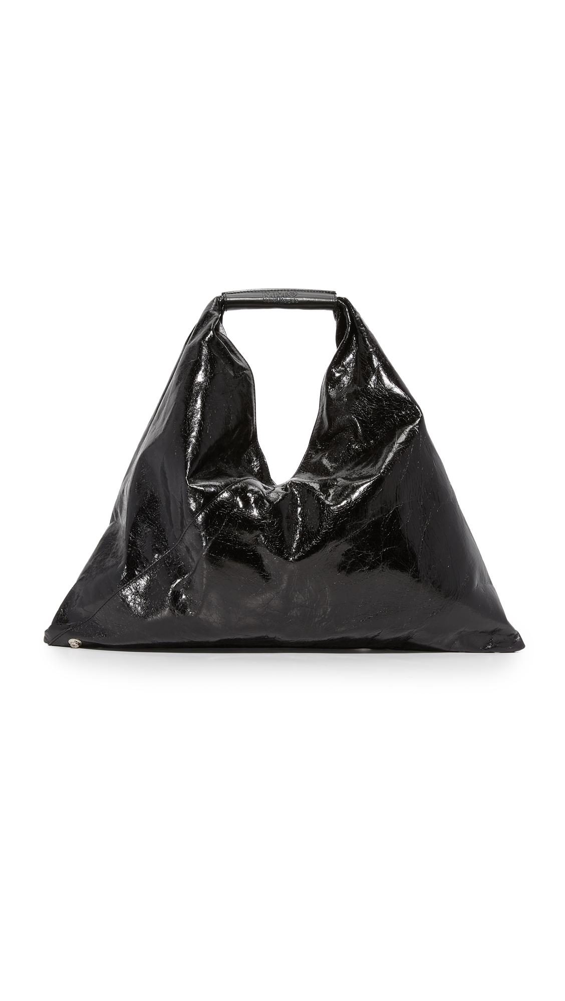 mm6 female mm6 satchel black