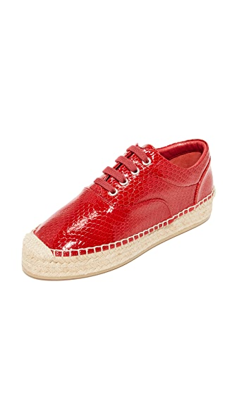 MM6 Espadrille Sneakers