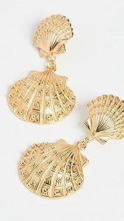 Mallarino Marina Double Earrings
