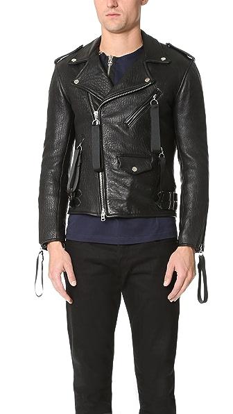 Matthew Miller Tyler Biker Jacket