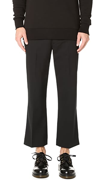 Matthew Miller Calvin Relaxed Trousers
