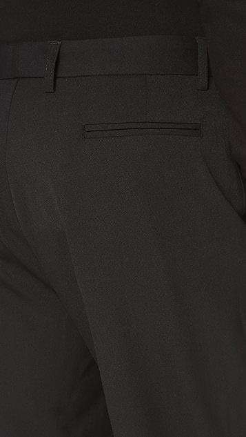 Matthew Miller Calvin Relaxed Trousers
