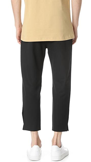 Matthew Miller Cropped Japanese Trousers