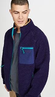 Manastash Windproof Fleece Mt Gorilla Jacket
