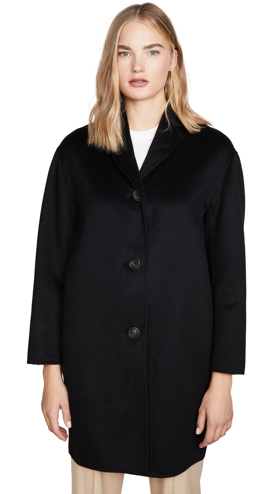 Buy Mansur Gavriel Classic Double Face Coat online beautiful Mansur Gavriel Clothing, Jackets