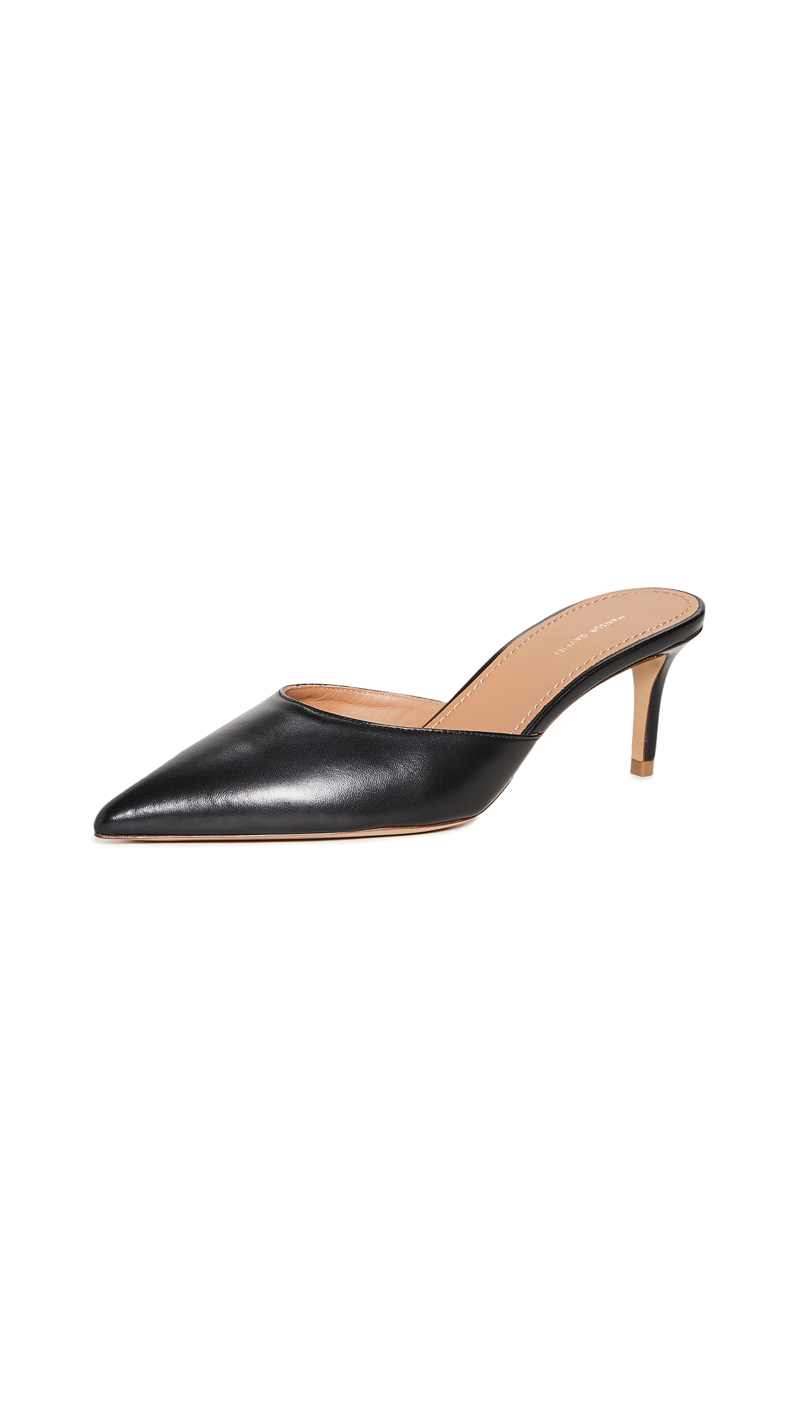Buy Mansur Gavriel online - photo of Mansur Gavriel New Slipper Heel Mules
