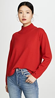 Mansur Gavriel High Neck Sweater