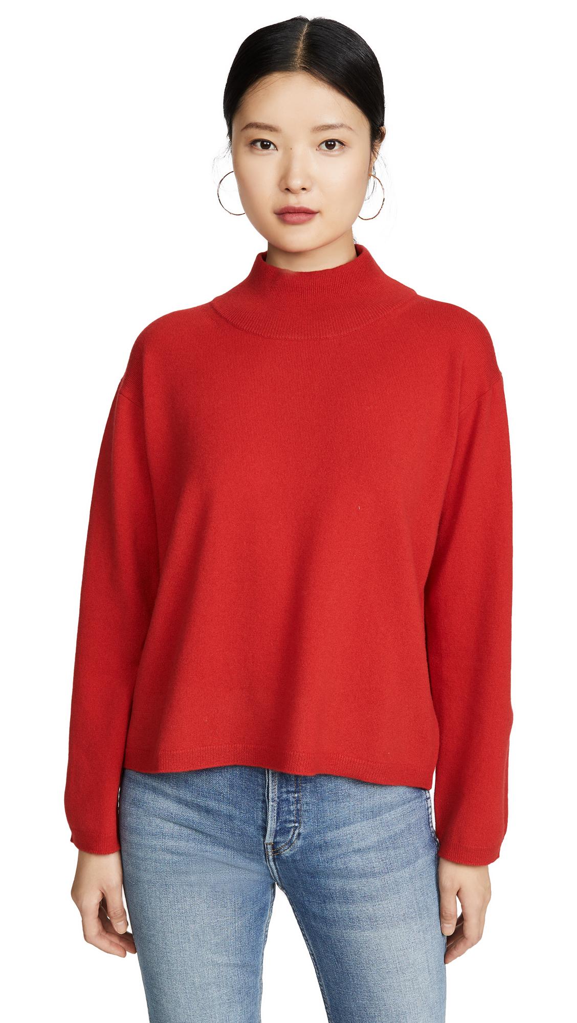 Buy Mansur Gavriel online - photo of Mansur Gavriel High Neck Sweater