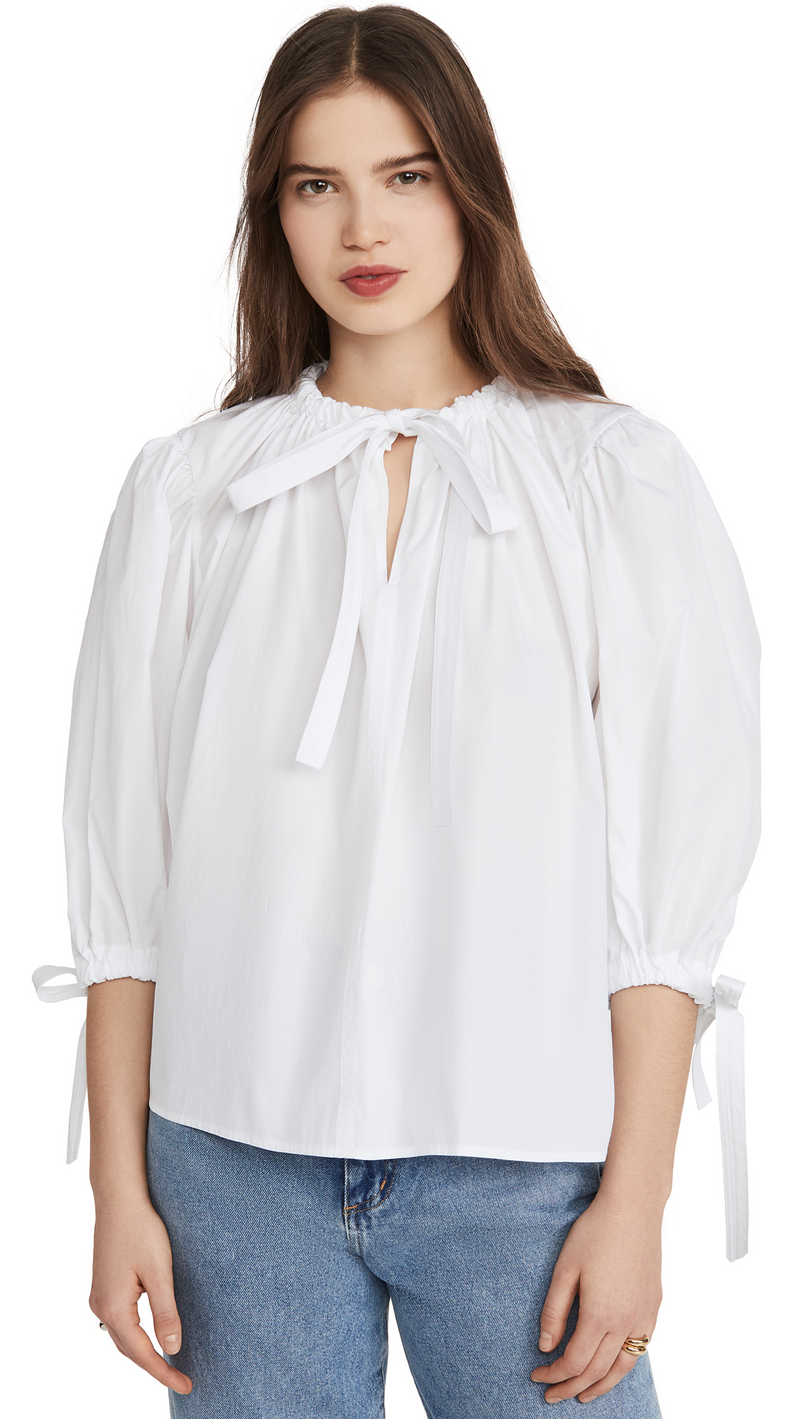 Mansur Gavriel Romantic Shirt - 60% Off Sale