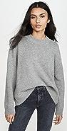 Mansur Gavriel Oversized Cashmere Sweater