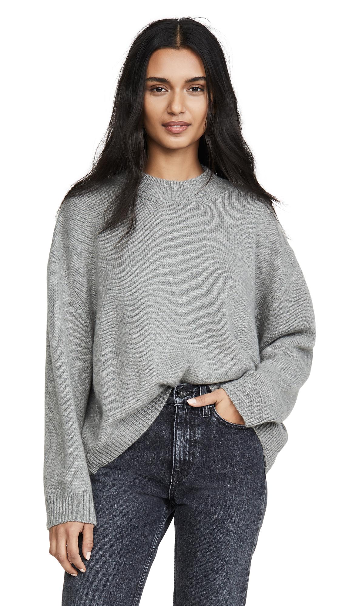 Buy Mansur Gavriel online - photo of Mansur Gavriel Oversized Cashmere Sweater