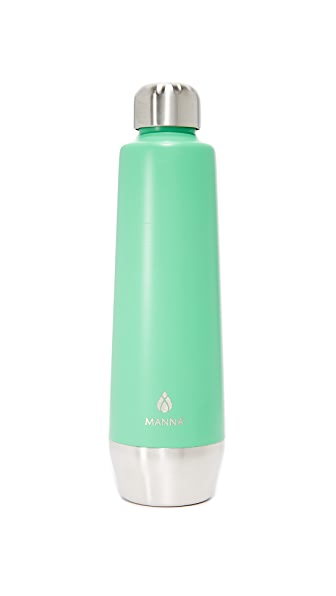 Manna 18oz Moda Water Bottle - Pastel Green