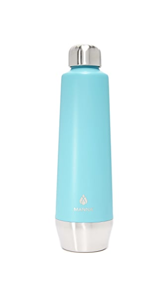 Manna 18oz Moda Water Bottle - Pastel Blue