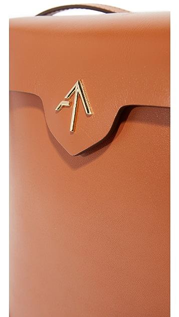 MANU Atelier Pristine Box Bag