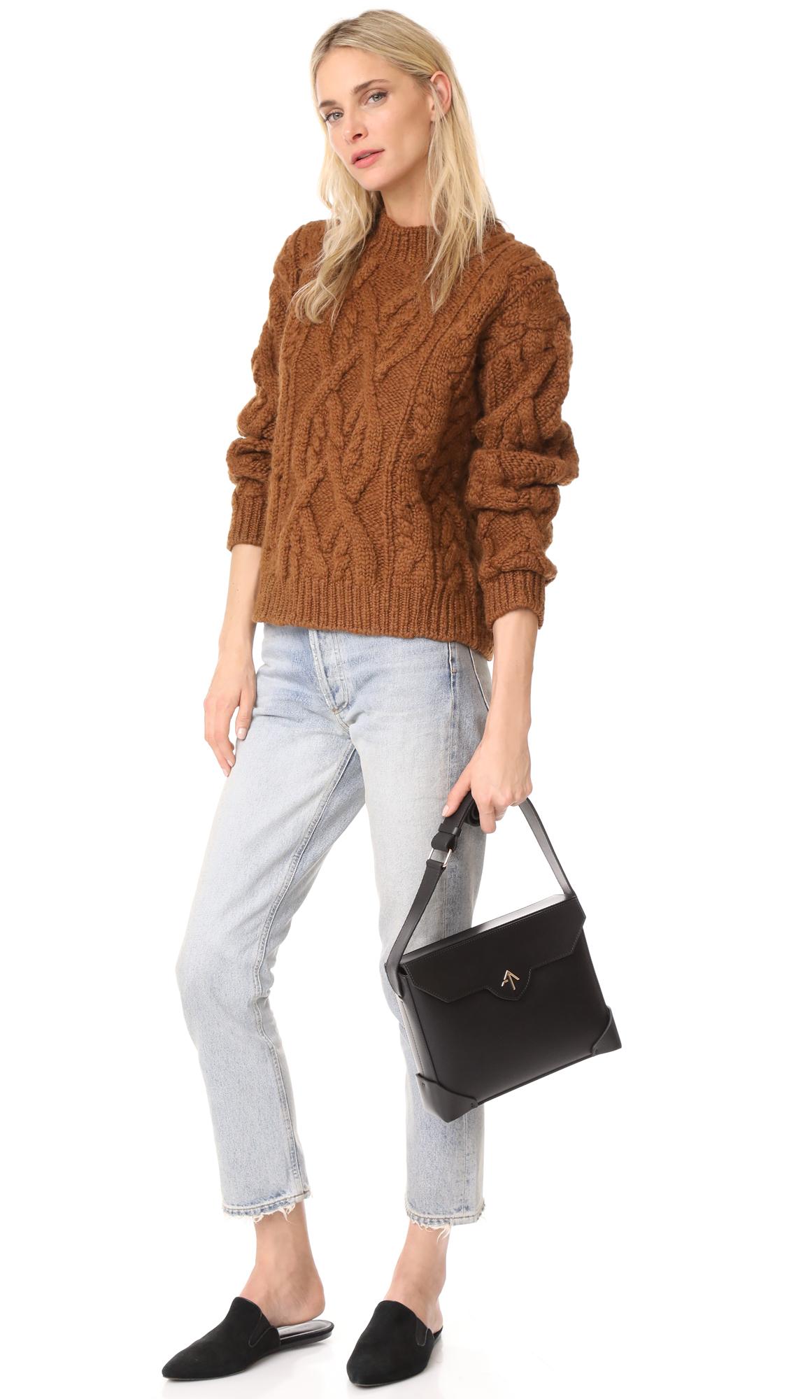 0cad362fe2 MANU Atelier Bold Shoulder Bag