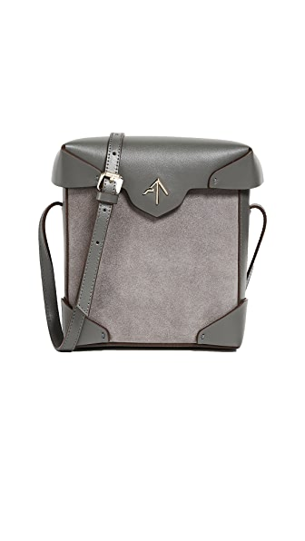 MANU Atelier Mini Pristine Box Bag at Shopbop
