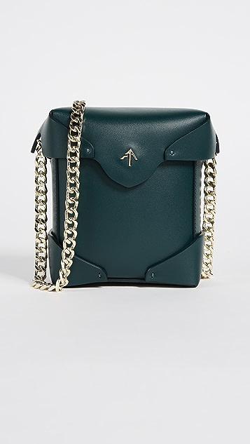 MANU Atelier Объемная сумка Micro Pristine