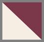 Light Beige/Violet/Red