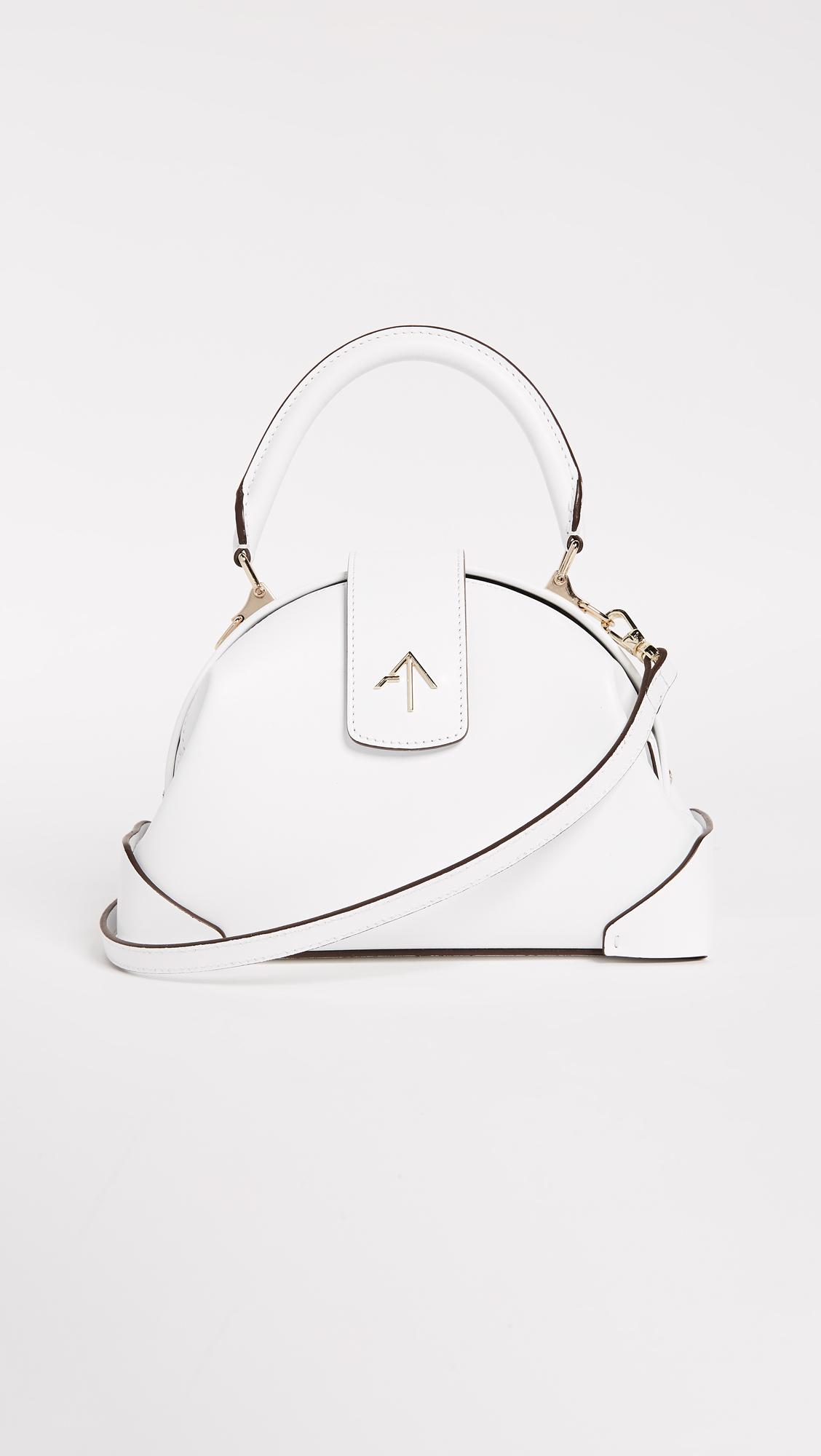 manu atelier demi top handle bag shopbop Leather Briefcases Product manu atelier