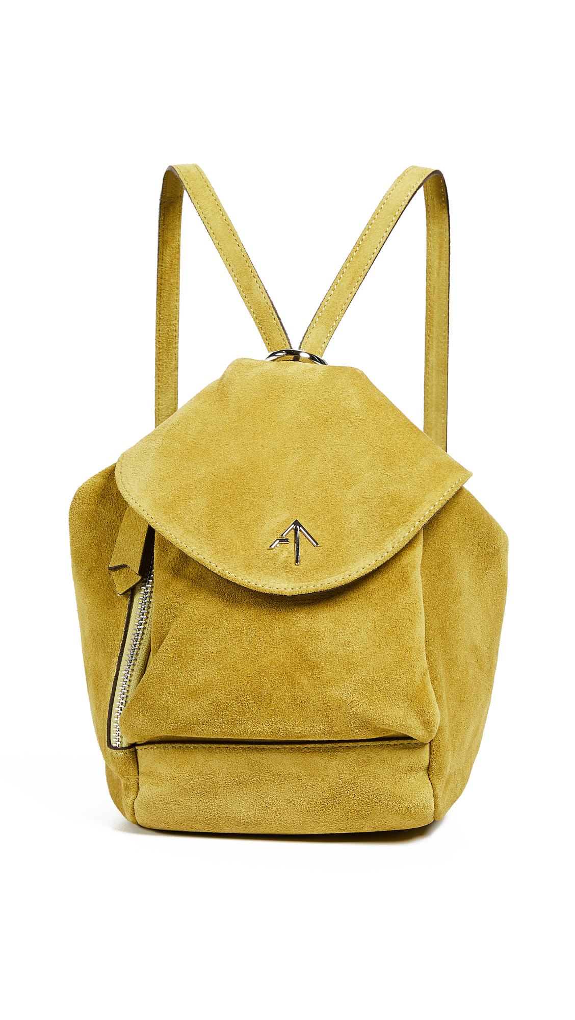 Mini Fernweh Convertible Backpack, Yellow
