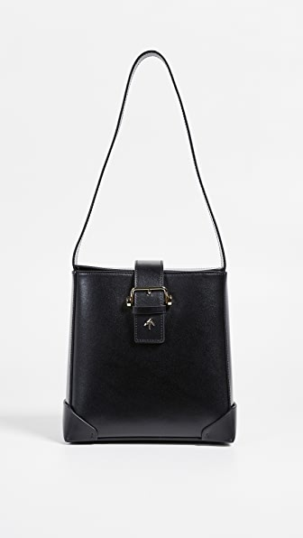 Trapeze Bag in Black