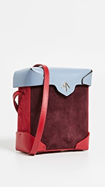 f7a52ee0b7a1 MANU Atelier. Mini Combo Pristine Box Bag