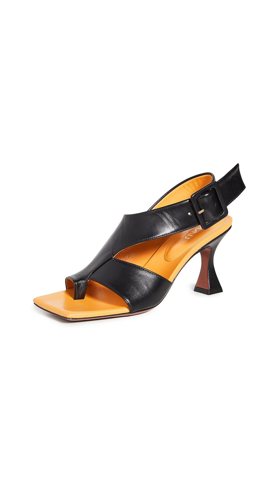 Buy MANU Atelier Rey XX Sandals online, shop MANU Atelier