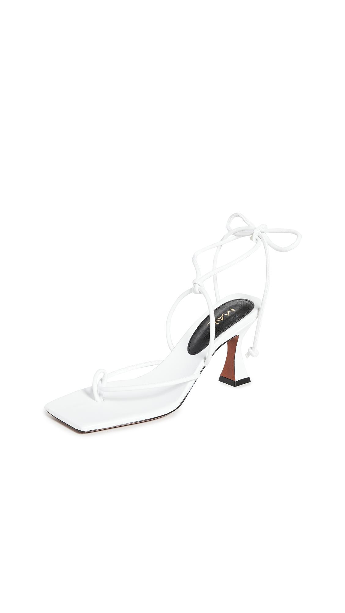 MANU Atelier Freya XX Sandals - 30% Off Sale