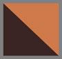 Orange Camel/Cabernet/Black